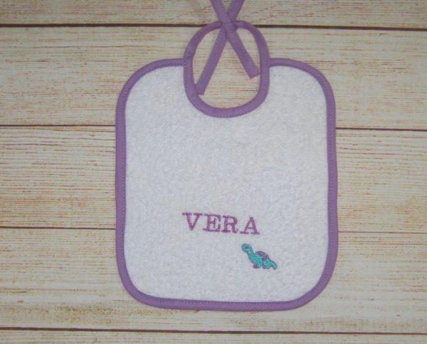 Baberos personalizados bebé en Valencia