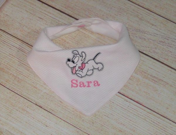 baberos personalizados bebe originales