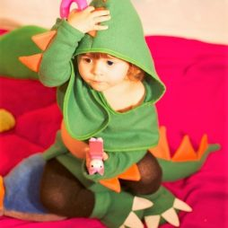 Disfraces graciosos para bebes