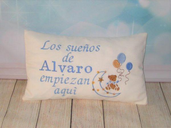 Regalo personalizado para bebé en Valencia